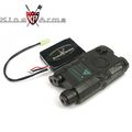King Arms AN/PEQ-15 Battery Case w/11.1V 1450mAh Battery (BK)
