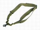 Stronger Elastic Cord Quick Release Exchange Rifle Sling - CB