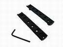 2 X Alloy 20mm RIS Handguard Integrated Rail For M-Serise / G36C