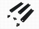 3 Pcs G36C Tactical 20mm Rail Short RIS Base