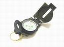 99% Accuracy Rubber Metal Military Lensatic Compass