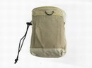 Coyote Brown MOLLE Magazine DROP Gear Tactical Pouch Bag - CB
