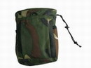 MOLLE Magazine DROP Gear Tactical Pouch Bag -Woodland Camouflage