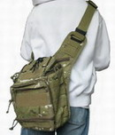 Multicam Universal Utility MOLLE Gear Shoulder Jumbo Bag - CP