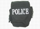 Police Widely used Specific Duty Waist/Hip Pouch - Black