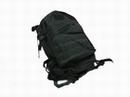 US Marine MOLLE Assault Tactical Middle Backpack - Black
