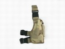 SWAT Universal Combat Pistol Leg Holster+Mag Pouch - DC
