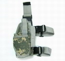 ACU TORNADO Universal Tactical Pistol Right Leg Holster