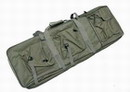 "33""/ 40""/ 24"" Tactical Dual AEG Rifle Carrying Case Bag - CB"