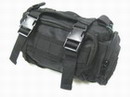 USMC MOLLE Specific Universal Gear 3 ways Bag Pouch - BK