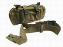 USMC MOLLE Specific Universal Gear 3 ways Bag Pouch - CB
