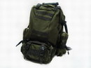 USMC Military MOLLE Assault Tactical Universal Gear Backpack -OD