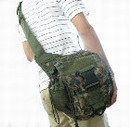 US Army Combat Large Utility Shoulder Bag Pouch - DWC
