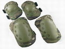 US Tactical Elbow & Knee Full Set Pad (Multicam)