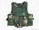 US Marine Special Full Load MOLLE Woodland Vest - Wood land Camo