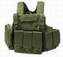 US Force Recon Marine MOD MOLLE Vest - COYOTE BROWN CB