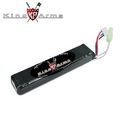 King Arms 11.1V 1100mAh 15C Lithium Battery