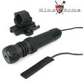 King Arms  L300 Visible Green Laser Sight w/ Throw lever Ring