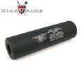 King Arms   Light Weight Slim Silencer - 30 X 110mm (Navy Seals)