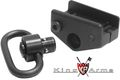 King Arms Sling Swivel For M4 or XM177 Collapsible Stock