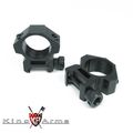 King Arms 25mm Low Mount Ring
