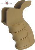 King Arms G27 Pistol Grip for M16/M4 Series -TAN
