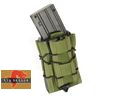 BIG Dragon Nylon TACO Modular Rifle&Pistol Magazine Pouch -OD