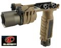 Element Polymer Vertical Foregrip Weaponlight – Tan (eM190A)
