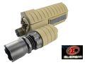 Element eM500A CREE M4護木戰鬥電筒(190流明) -泥色