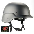 Element M88 PASGT Kevlar SWAT Rough Replica Helmet -Black