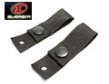 Element G012 Nylon Goggle Retention Straps (Black)