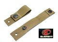 Element G012 Nylon Goggle Retention Straps (Tan)
