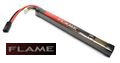 Flame 9.9v 800mAh LiFePO4 20C battery (Mini Plug)(Stick Type)