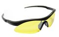 Fylan UV400 Impact Resistance Sport Glasses (Yellow)