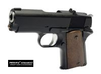 ARMY R45 (DETONICS .45) GBB Pistol-BK(ABS Body)