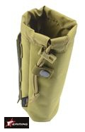 EAIMING 180mm 1000D CORDURA® Water Bottle Pouch-DE
