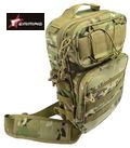 EAIMING 1000D-A MOLLE Tactical 2-ways Carrying Bag-CP