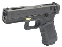 HK3 Metal Slide Hard Kick G18C GEN4 GBB Pistol (Extend Grip)