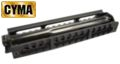 CYMA Full Metal RAS Railed Tactical Handguard For  CYMA RPK