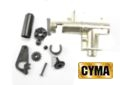 CYMA Metal Hop-Up Chamber for M4/M16 AEG -Silver (M005)