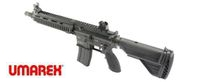 UMAREX H&K Licensed HK416D GBB Rifle(Short)(BK)