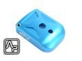 AIP Aluminum Magazine Base For Marui 5.1(Blue)