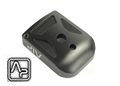 AIP Aluminum Magazine Base For Marui 5.1(Black & Silver)