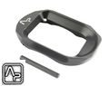 AIP Aluminum Spy Style Magwell & Related For Hi-Capa 5.1(Black)