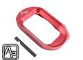 AIP Aluminum Spy Style Magwell & Related For Hi-Capa 5.1(Red)
