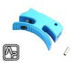 AIP Aluminum Trigger Type A For Hi-capa 5.1/4.3(Short)(Blue)