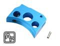 AIP Aluminum Trigger Type B For Hi-capa 5.1/4.3(Blue)