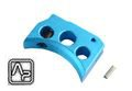 AIP Aluminum Trigger Type B For Hi-capa 5.1/4.3(Short)(Blue)