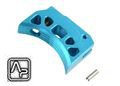 AIP Aluminum Trigger Type C For Hi-capa 5.1/4.3(Short)(Blue)
