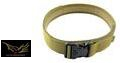 FLYYE 2inch Duty Belt w/ Security Buckle(Size M)(Coyote Brown)